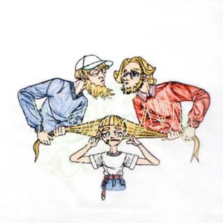 ハレ(HARE)の【早い者勝ち】leftalone レフトアローン LOVE Triangle(Tシャツ/カットソー(半袖/袖なし))