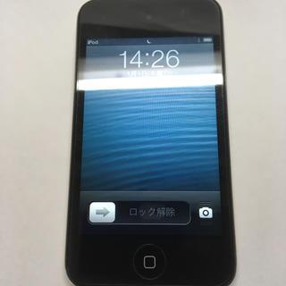 アイポッドタッチ(iPod touch)のiPod touch 第4世代 MC544J 32GB(ポータブルプレーヤー)