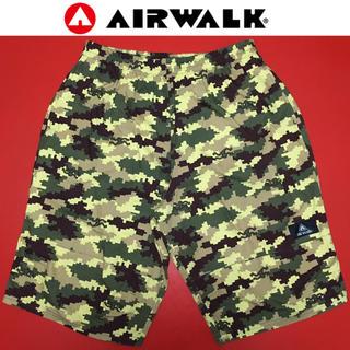 エアウォーク(AIRWALK)のAIR WALK エアウォーク 迷彩柄 カモフラ 水着 スイム 水泳 90s(水着)