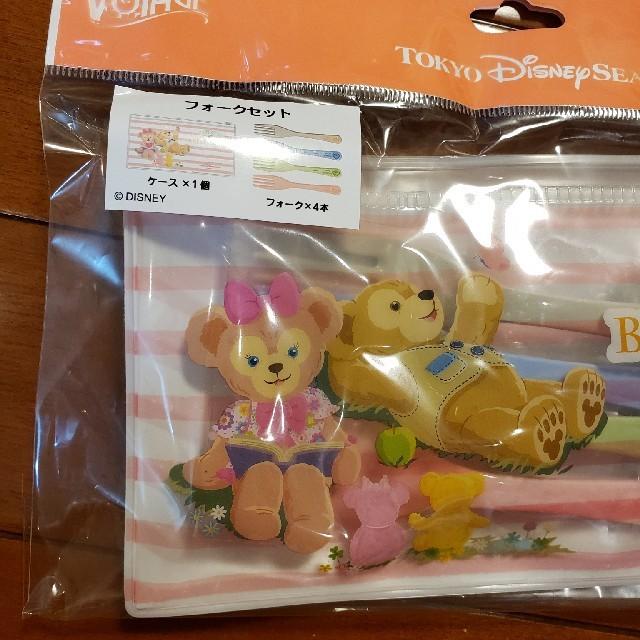 Disney(ディズニー)のフォークセット エンタメ/ホビーのおもちゃ/ぬいぐるみ(キャラクターグッズ)の商品写真