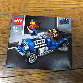 レゴ(Lego)の新品未使用 LEGO レゴ ホッドロッド 40409(積み木/ブロック)