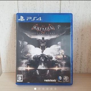 PlayStation4 - PS4 バットマン:アーカム・ナイト