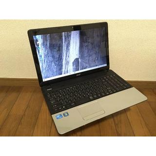 エイサー(Acer)のAcer Aspire/Intel/4G/240G/15.6Inc/Win10 (ノートPC)