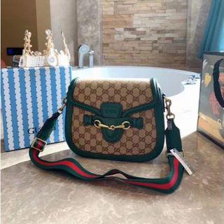 Gucci - 美品 GUCCIグッチショルダーバッグ