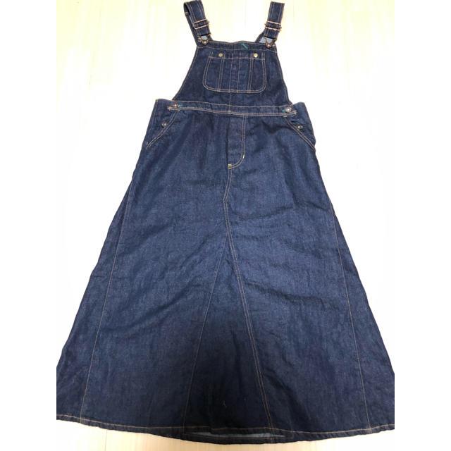 fig London(フィグロンドン)の完売 フィグロンドン デニムスカート ロング レディースのスカート(その他)の商品写真