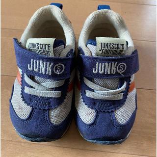 JUNK STORE - ジャンクストアー キッズスニーカー 13 キッズくつ