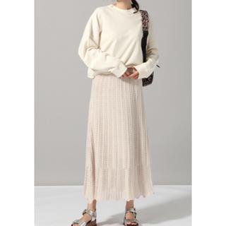 ジーナシス(JEANASIS)のジーナシススカシアミスカート(ひざ丈スカート)