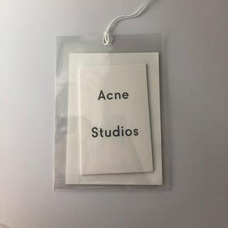 アクネ(ACNE)の acne studios ブランドタグ(その他)