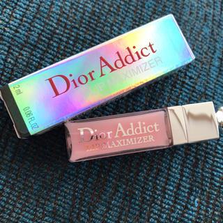 Dior - 【新品】ディオール  リップマキシマイザー ミニサイズ