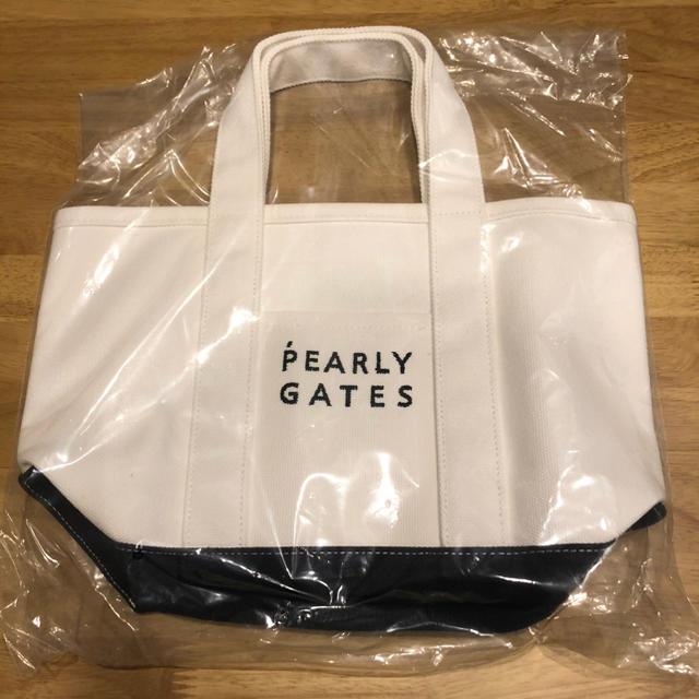 PEARLY GATES(パーリーゲイツ)のパーリーゲイツ  カートバッグ スポーツ/アウトドアのゴルフ(バッグ)の商品写真