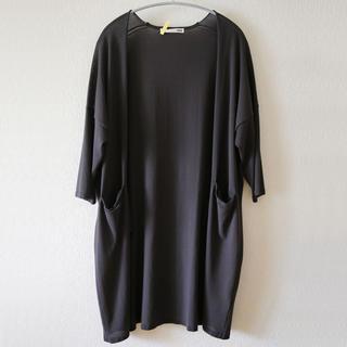 エヴァムエヴァ(evam eva)のevam eva cotton robe(カーディガン)