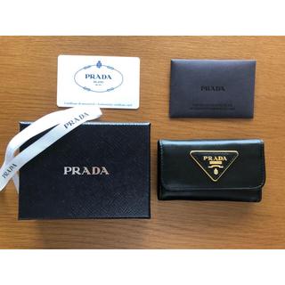 プラダ(PRADA)のPRADA  プラダ キーケース(キーケース)