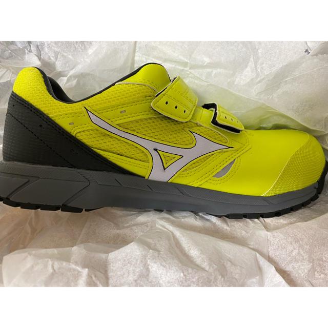 MIZUNO(ミズノ)のミズノ 安全靴 26.5cm メンズの靴/シューズ(その他)の商品写真
