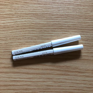 シセイドウ(SHISEIDO (資生堂))の資生堂眉墨鉛筆1番ブラック  アイブロウペンシル未使用未開封 2本セット(アイブロウペンシル)