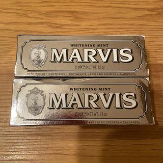 MARVIS マービス WHITENING MINT 25ml×2