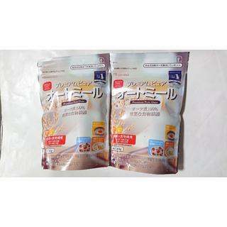 日本食品 プレミアム ピュア オートミール300g ×2袋(米/穀物)