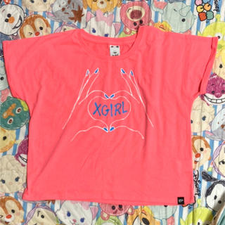 X-girl - 新品 エックスガール  Tシャツ