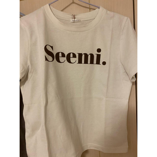 one after another NICE CLAUP - seemi  ナイスクラップ ロゴ tシャツ