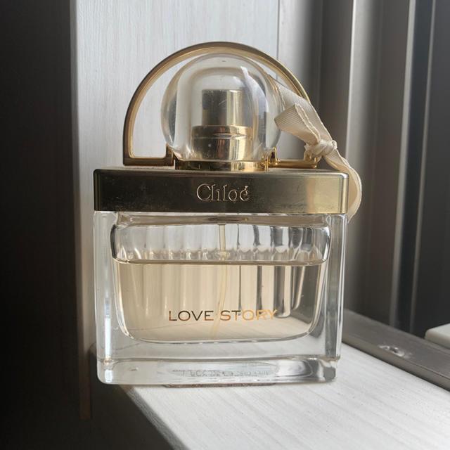 Chloe(クロエ)のChloe オードパルファム love story コスメ/美容の香水(香水(女性用))の商品写真