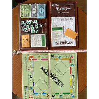 pocketable monopoly(ポケッタブル モノポリー)(人生ゲーム)