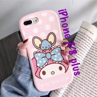 マイメロディ - 〖新品〗iPhone7/8plus ケース マイメロディ✦ ピンク iFace型