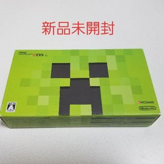 任天堂 - [新品]MINECRAFT Newニンテンドー2DS LL CREEPER