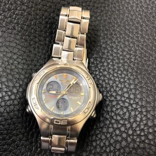 エルジン(ELGIN)のエルジン アナデジ時計(腕時計(アナログ))