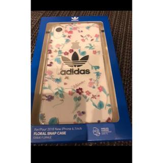 アディダス(adidas)のアディダス adidas  iPhone XR スマホケース 新品未開封(iPhoneケース)