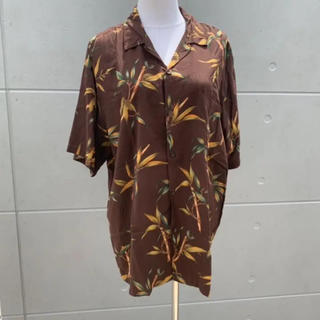 アパルトモンドゥーズィエムクラス(L'Appartement DEUXIEME CLASSE)の〇made in Hawaii〇アロハシャツ アメリカ製 柄シャツ 半袖シャツ(シャツ/ブラウス(半袖/袖なし))