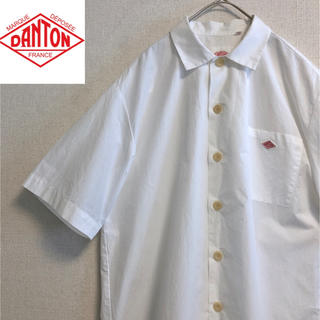 ダントン(DANTON)の◆DANTON◆ ポプリンシャツ 半袖(シャツ)