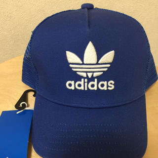アディダス(adidas)のオリジナルス帽子(キャップ)