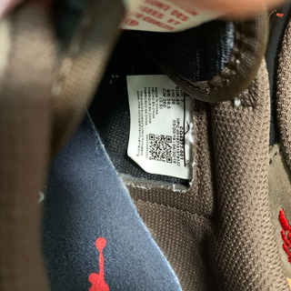 NIKE - Nike Air Jordan 1 Low Travis Scott 26cm