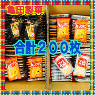 カメダセイカ(亀田製菓)のサチ様専用(菓子/デザート)