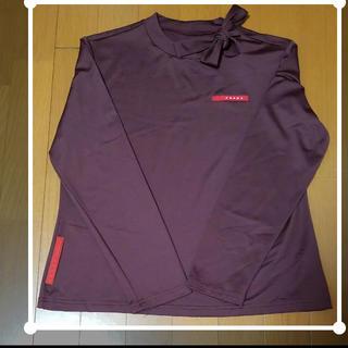 プラダ(PRADA)のプラダ カットソー(Tシャツ/カットソー(七分/長袖))