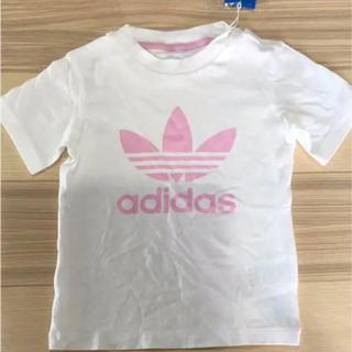 adidas - 新品 アディダス オリジナルス キッズ Tシャツ