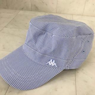 カッパ(Kappa)のkaapa カッパ ゴルフキャップ帽子    (ウエア)
