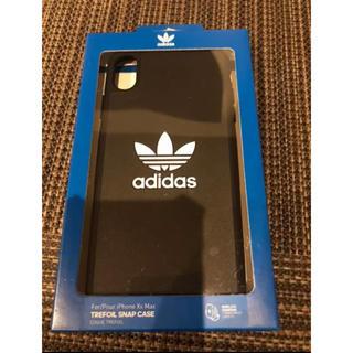 アディダス(adidas)のアディダス adidas  iPhone Xs Max スマホケース 新品未開封(iPhoneケース)
