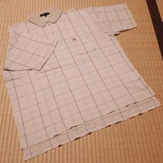 バーバリー(BURBERRY)の★BURBERRY メンズ 半袖ポロシャツ★(ポロシャツ)