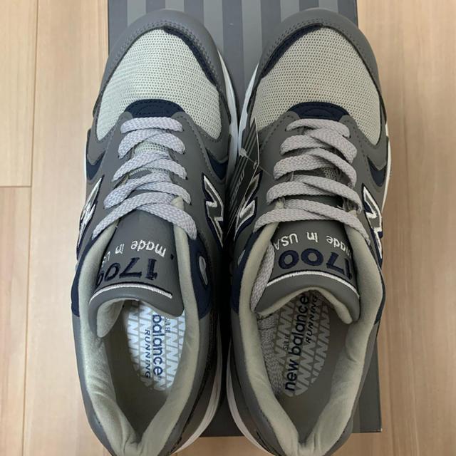 New Balance(ニューバランス)のNew balance M1700GRA ニューバランス メンズの靴/シューズ(スニーカー)の商品写真