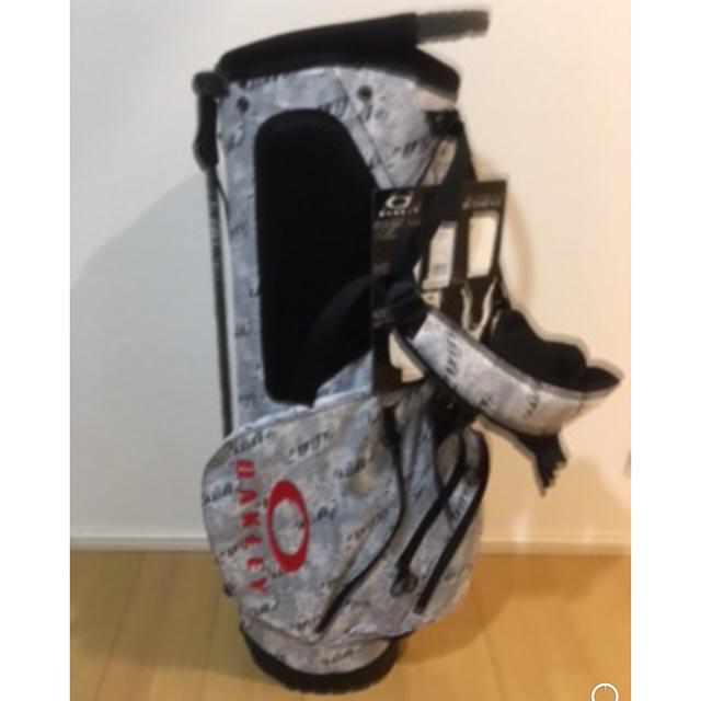 Oakley(オークリー)のキャディーバッグ  □新品オークリー □ スポーツ/アウトドアのゴルフ(バッグ)の商品写真