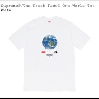 Supreme - Supreme®/The North Face® One World Tee L