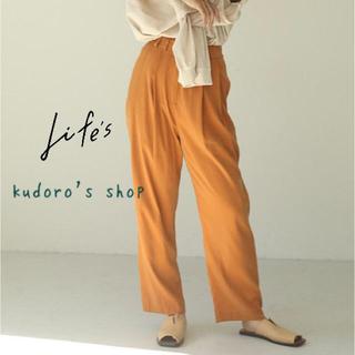 TODAYFUL - TODAYFUL■新品未使用■ Vintagesatin Tuck Pants