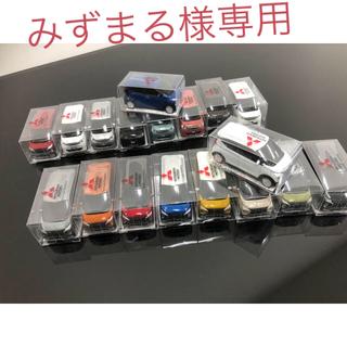 ミツビシ(三菱)の三菱 ミニカー ekワゴン  ekクロス (ミニカー)