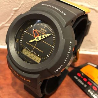ジーショック(G-SHOCK)のくるみ様専用 G-SHOCK ユナイテッドアローズ  AW-500UA-1E (腕時計(デジタル))