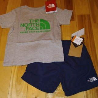 THE NORTH FACE - 新品 THE NORTH FACE キッズ夏セット110