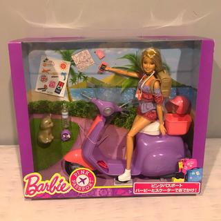 Barbie - バービー人形 バイクセット