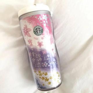 スターバックスコーヒー(Starbucks Coffee)の【新品未使用】スタバ  タンブラー SAKURA サクラシリーズ (タンブラー)