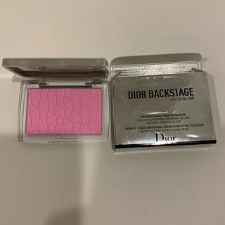Dior - Dior バックステージ チーク001ピンク