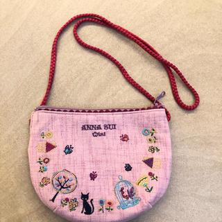 アナスイミニ(ANNA SUI mini)のアナスイミニ  ショルダーバッグ 新品上代5390円(その他)