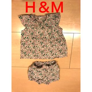 H&M - H&M ベビー セットアップ